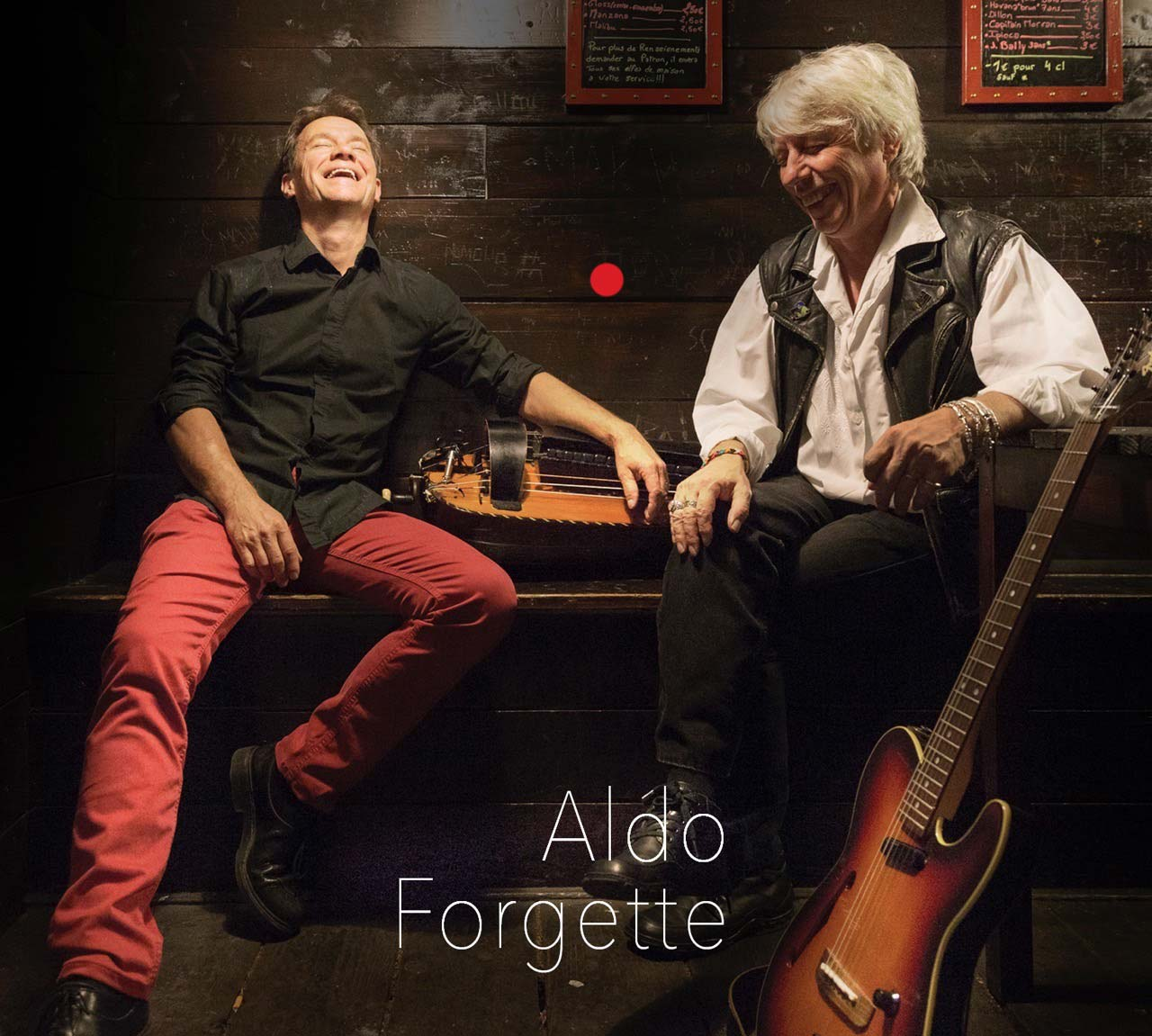 La Compagnie Bérot - Aldo Forgette
