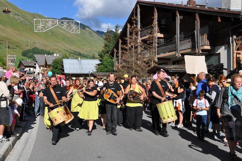 """Festival """"Aux bonheur des mômes"""" du Grand Bornan - 08/2012"""