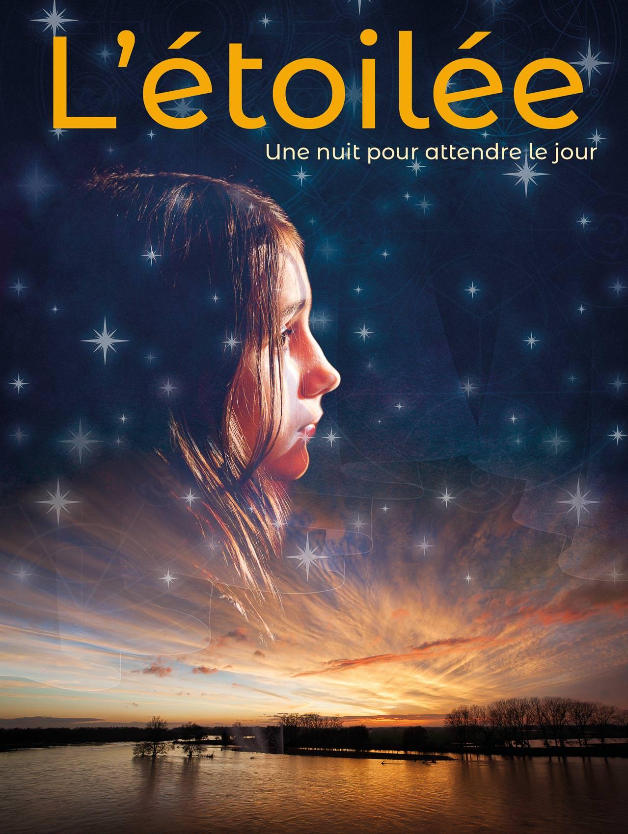 2021 – « L'Étoilée » Une nuit pour attendre le jours Création musicale et contée autour des Noëls populaires © Galorbe