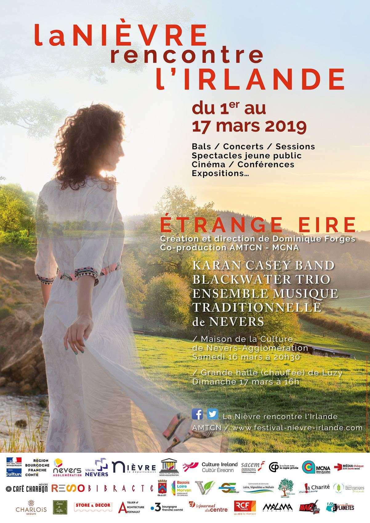 2019 – « Étrange Eire » (Irlande)