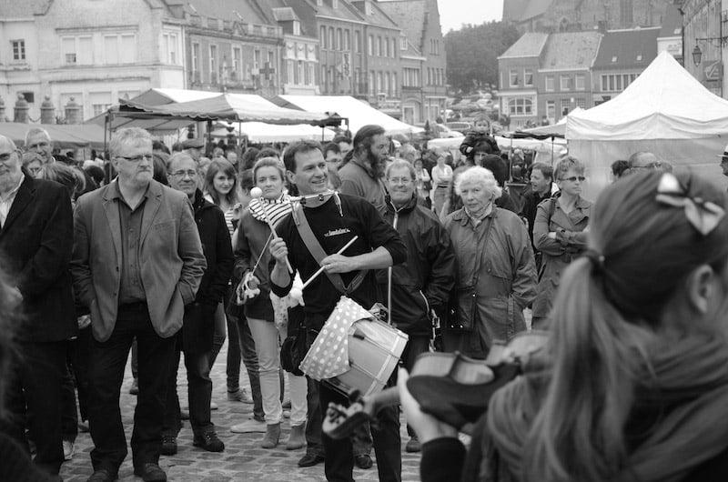 Festival de Cassel - Photo J. Lefèbre - 06/2012