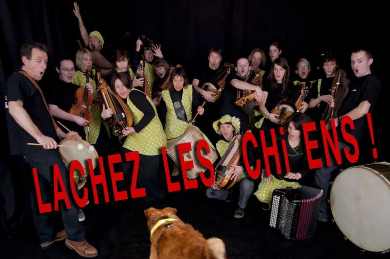"""""""Lâchez les chiens"""" - Photo de P. François - 02/2011"""