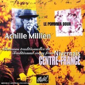 2000 « Le pommier doux » Avec le groupe Achille (Frédéric Paris/Emmanuel Paris/Philippe Poulet Dominique Forges) Prod. Modal