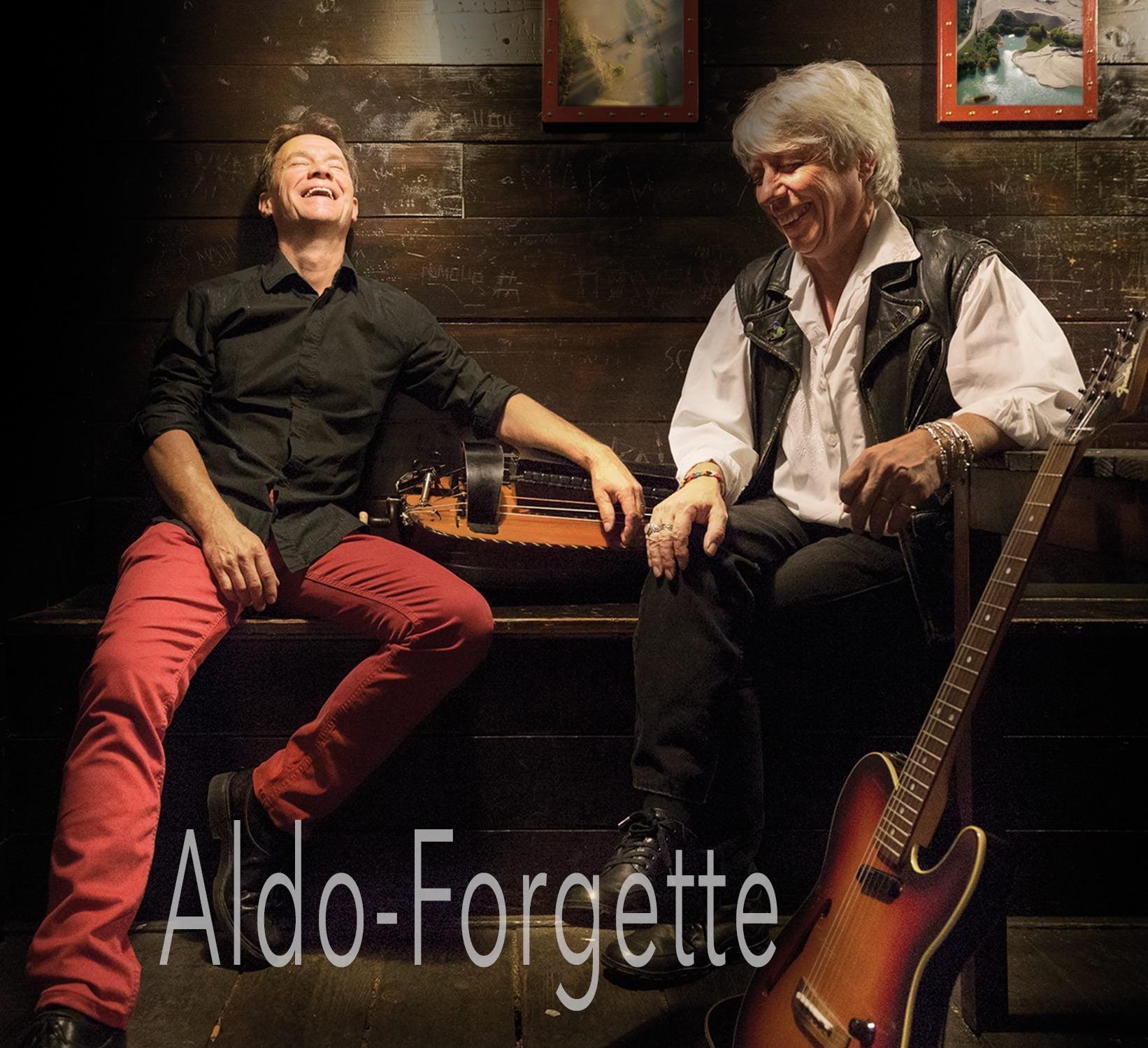2015 – « Aldo-Forgette » Aldo-Forgette (Alban Bouquette et Dominique Forges) Prod. La compagnie Bérot