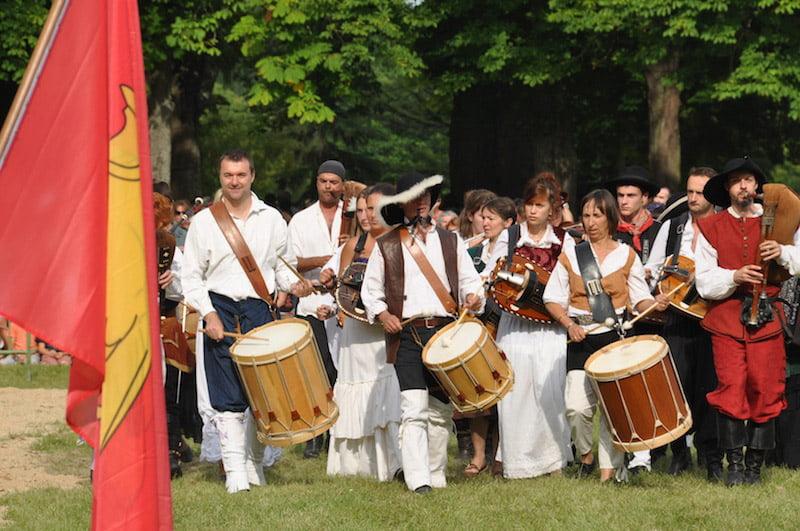 Festival de Richelieu - 07/2012